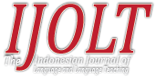 The Indonesian Journal of Language and Language Teaching